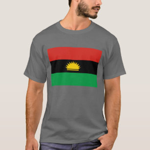 Biafra gifts on zazzle biafra flag 1967 1970 t shirt thecheapjerseys Image collections