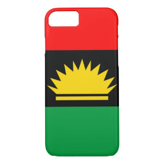 Biafra republic minority people ethnic flag iPhone 8/7 case