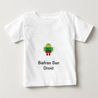 Biafran Kid's Sun Droid Baby T-Shirt
