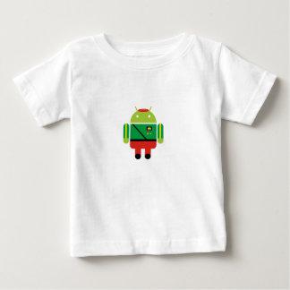 Biafran Sun Droid Baby T-Shirt