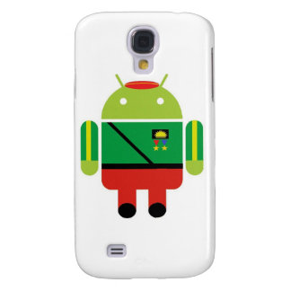 Biafran Sun Droid Galaxy S4 Cases