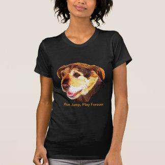 Biaggi Fences For Fido Womens T-Shirt