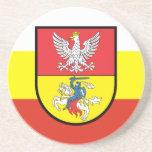 Bialystok, Poland Drink Coasters