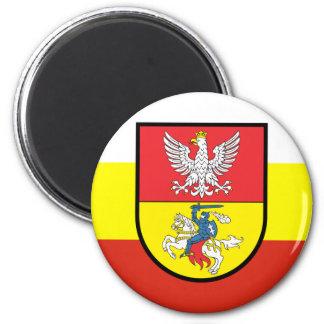 Bialystok, Poland Fridge Magnet