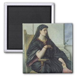 Bianca Capello, 1864/68 Magnet