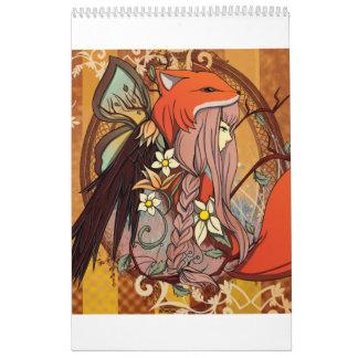 Bianca Loran Art 2016 Calendar
