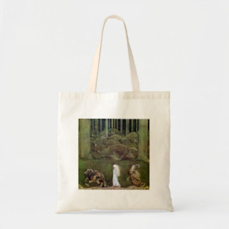Bianca Marie and the Forest Trolls Canvas Bag