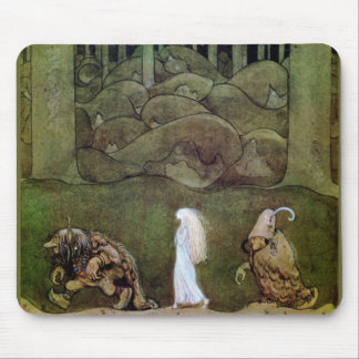 Bianca Marie and the Forest Trolls Mouse Pads