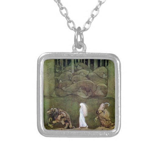 Bianca Marie and the Forest Trolls Pendants