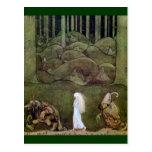 Bianca Marie y los duendes del bosque