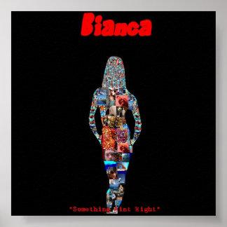 Bianca poster