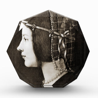 Bianca Sforza by Leonardo da Vinci Award