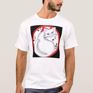 Bianca Toon Kitty Music Shirt