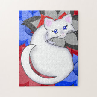 Bianca Toon Kitty Petals Puzzle