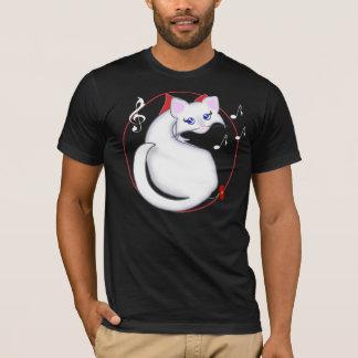 Bianca Toon Kitty Reverse Music Shirt