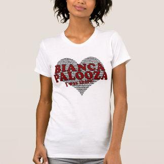 Biancapalooza T-shirt