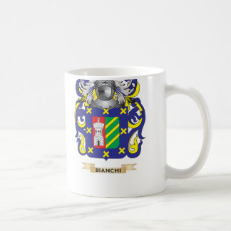Bianchi Coat of Arms (Family Crest) Coffee Mug
