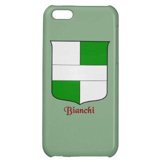 Bianchi Historical Italian Surname Shield iPhone 5C Case
