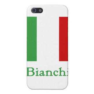 Bianchi Italian Flag iPhone 5 Case