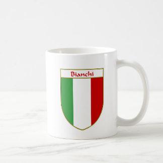 Bianchi Italian Flag Shield Coffee Mug