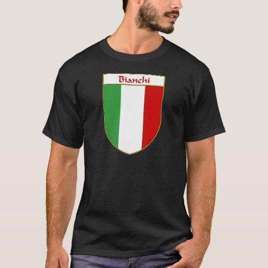 Bianchi Italian Flag Shield T-Shirt