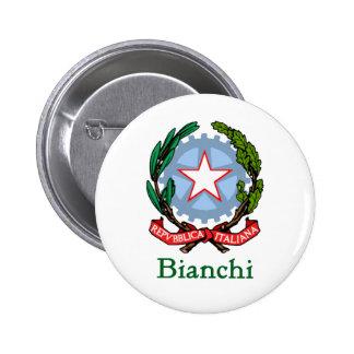 Bianchi Italian National Seal Pin
