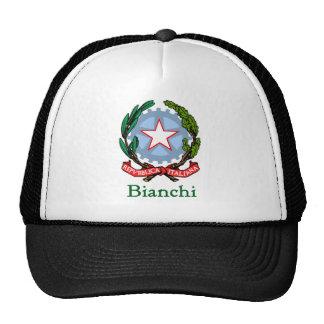 Bianchi Italian National Seal Trucker Hat