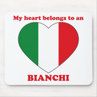 Bianchi Mouse Pad