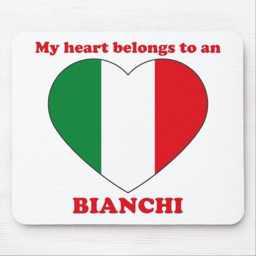Bianchi Tapete De Ratón