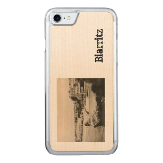 Biarritz - Casino on the beach Carved iPhone 8/7 Case