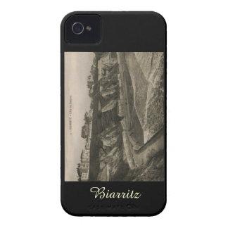 Biarritz Côte des Basque France iPhone 4 Cover