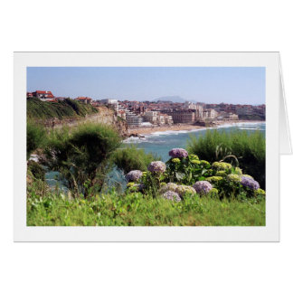 Biarritz, France Greeting Cards