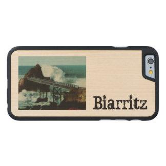 Biarritz fRANCE La tempête THE TEMPEST Carved® Maple iPhone 6 Case
