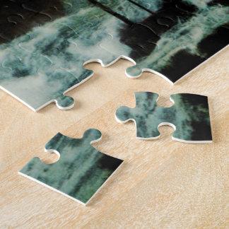 Biarritz fRANCE La tempête THE TEMPEST Jigsaw Puzzle