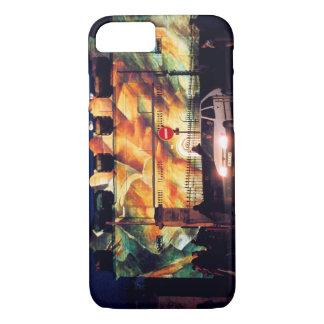 Biarritz Holiday Lighting iPhone 8/7 Case
