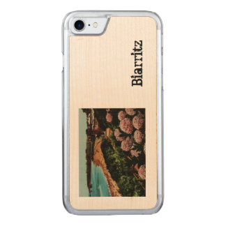 Biarritz Hortensias France Carved iPhone 8/7 Case