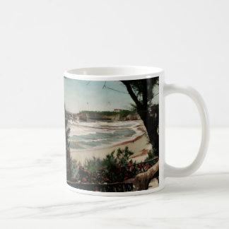 Biarritz Le Phare France Lighthouse Coffee Mug