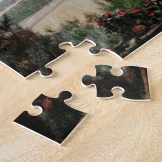 Biarritz Le Phare France Lighthouse Jigsaw Puzzle