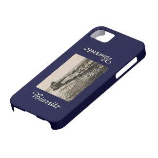 Biarritz Pont et Rocher iPhone SE/5/5s Case