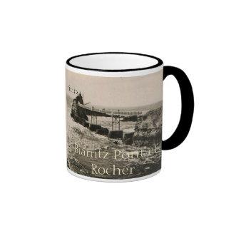 Biarritz Pont et Rocher Ringer Mug