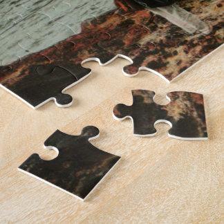 BIARRITZ - Régates au Port Vieux Jigsaw Puzzle