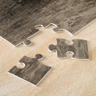 BIARRITZ - Rocher de la Virge et Bains du port Jigsaw Puzzle