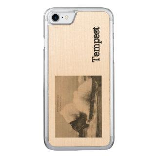 Biarritz Ruse de Marée Tempest 1920 Carved iPhone 7 Case