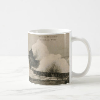 Biarritz Ruse de Marée Tempest 1920 Coffee Mug