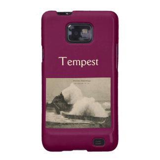 Biarritz Ruse de Marée Tempest 1920 Galaxy S2 Carcasa