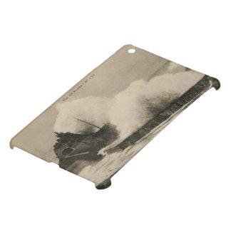 Biarritz Ruse de Marée Tempest 1920 iPad Mini Cases