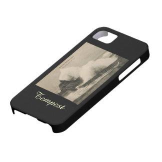Biarritz Ruse de Marée Tempest 1920 iPhone SE/5/5s Case