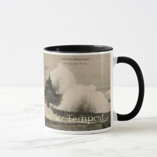 Biarritz Ruse de Marée Tempest 1920 Mug
