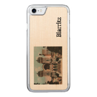 Biarritz Thermes Thermal Spa Carved iPhone 8/7 Case