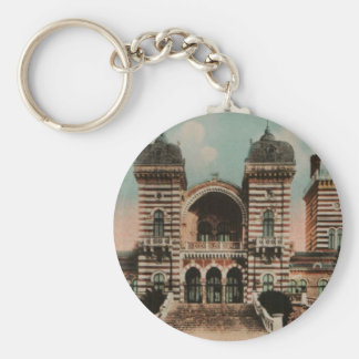 Biarritz Thermes Thermal Spa Keychain